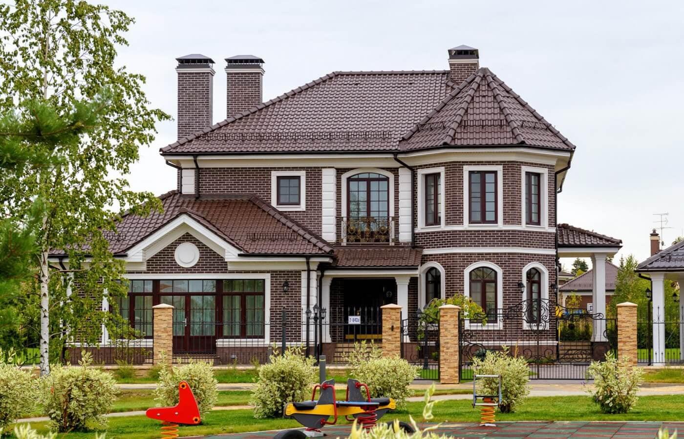 спине фото красивых частных домов коттеджей решили исправить